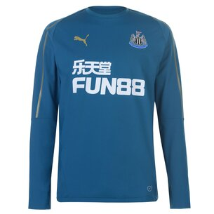 Puma Newcastle United Training Sweatshirt Mens