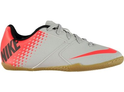 Nike Bomba X IC Junior Boys Indoor Football Trainers