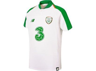 New Balance Ireland Away Shirt 2018 2019 Junior