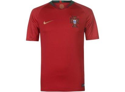 Nike Portugal Home Shirt 2018