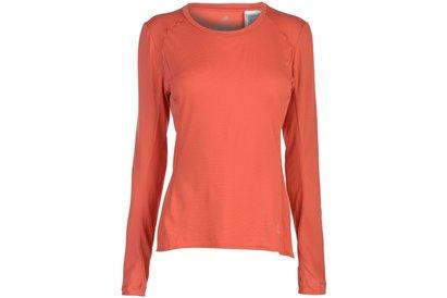 adidas FR Supernova Long Sleeve T-Shirt Ladies