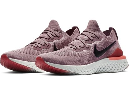 Nike React Flyknit 2 Ladies Running Trainers