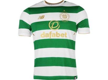 New Balance Celtic Home Shirt 2017 2018
