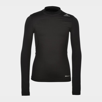 adidas Boys Training Long Sleeve T Shirt