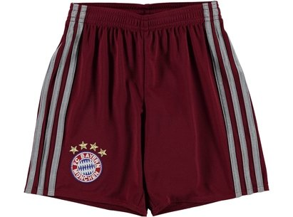 adidas Bayern Munich UCL Shorts 2016 2017 Junior Boys