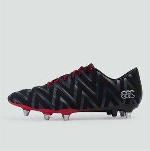 Canterbury of New Zealand Phoenix Raze Soft Ground Chaussures de Rugby Mixte