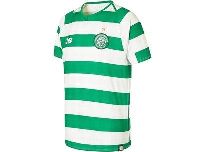 New Balance Celtic Home Shirt 2018 2019 Junior