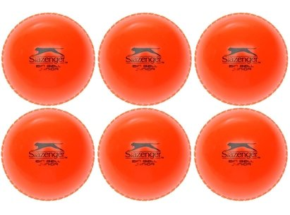 Slazenger Air Cricket Ball Box of 6