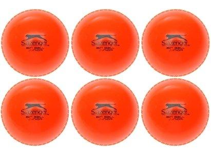 Slazenger Air Cricket Ball Box of 6