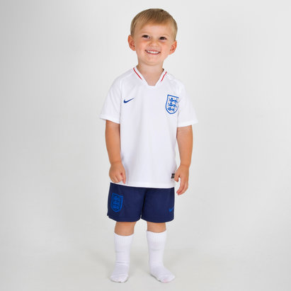 Nike England Home Baby Kit 2018