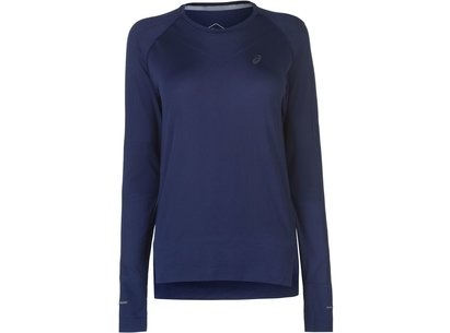 Asics Seamless Long Sleeve T Shirt Ladies
