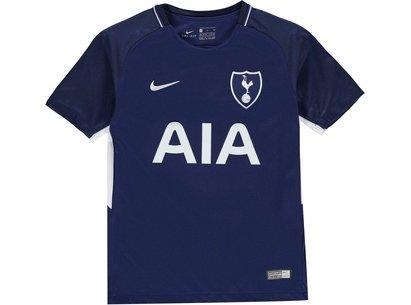 Nike Tottenham Hotspur Away Shirt 2017 2018 Junior