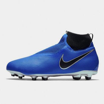 818749625 Nike Phantom Vision Academy DF Unisex Junior FG Football Boots