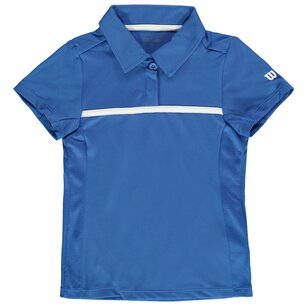 Wilson Polo Shirt Junior Girls