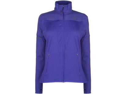 New Balance Graphic Print Jacket Ladies