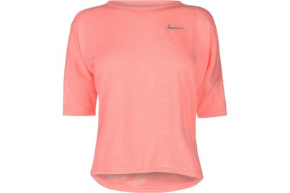 Nike Medallist Short Sleeve Top Ladies