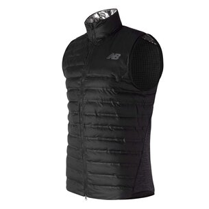 New Balance Radiant Run Gilet Mens