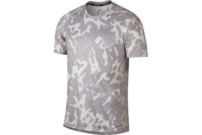 Nike Miler Short Sleeve Running Top Mens
