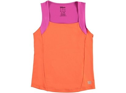 Wilson Motion Tank Top Junior Girls