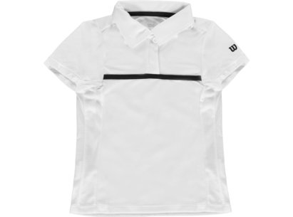 Wilson Polo Shirt Junior Girls