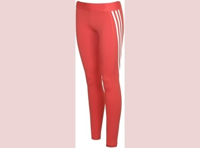Reebok Alphaskin 3 Stripe Tights Ladies