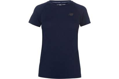 New Balance Balance Precision Running T-Shirt Ladies