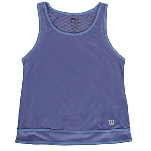 Wilson Mesh Tank Top Junior Girls