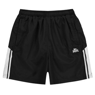 Nike 2 Stripe Woven Shorts Junior Boys