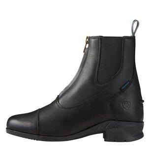 Ariat Heritage IV Zip H20 Ladies Paddock Boots - Black