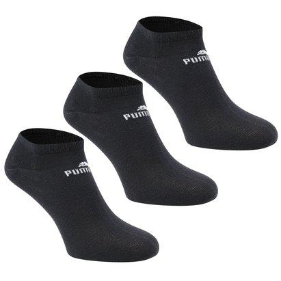 Puma 3 Pack Trainer Socks Junior