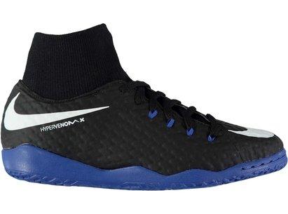 Nike Hypervenomx Phelon 3 IC Football Shoes Junior Boys