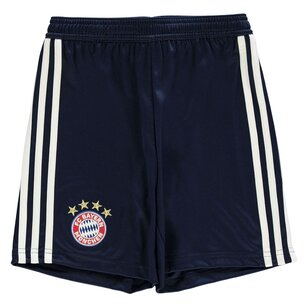 adidas Bayern Munich Home Shorts 2018 2019 Junior