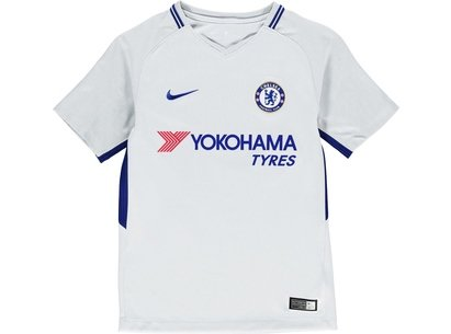 Nike Chelsea Away Shirt 2017 2018 Junior
