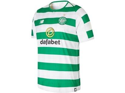 New Balance Celtic Home Shirt 2018 2019