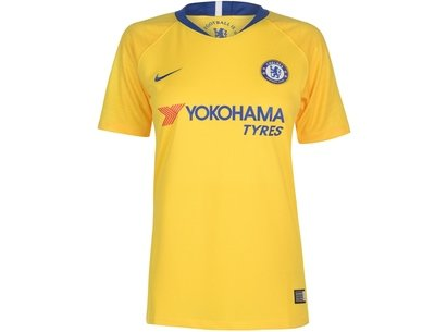 Nike Chelsea Away Shirt 2018 2019 Ladies