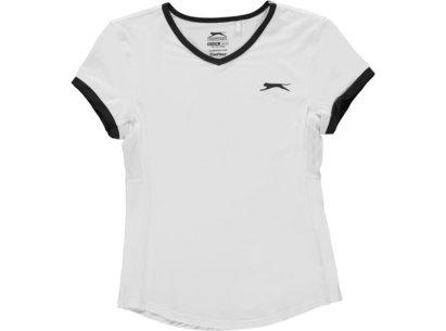 Slazenger Court T-Shirt Junior Girls