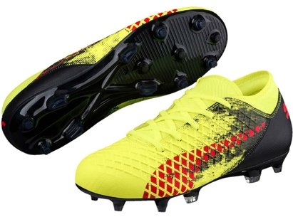 Puma Future 18.4 Junior FG Football Boots