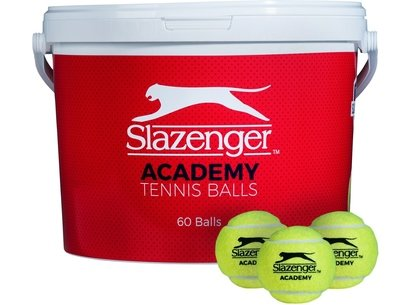 Slazenger Academy 60 Ball Bucket