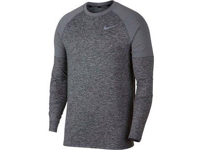 Nike Element Long Sleeve Performance Top Mens