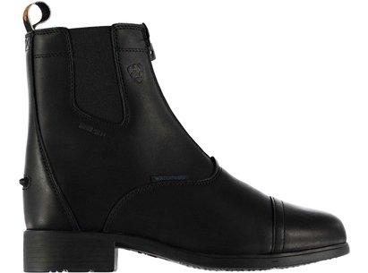 Ariat Bromont Pro Zip Paddock H20 Insulated Black