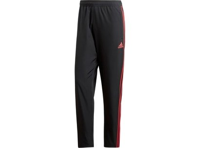 adidas Manchester United Woven Track Pants 2018 2019 Mens