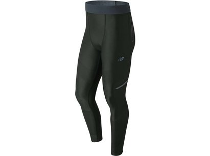 New Balance Jacquard Tech Tights Mens