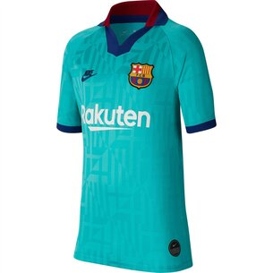 Nike Barcelona Third Shirt 2019 2020 Junior