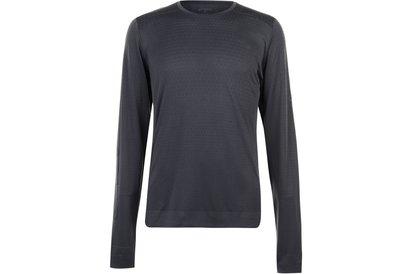 Asics FuzeX Long Sleeve Seamless T-Shirt Mens