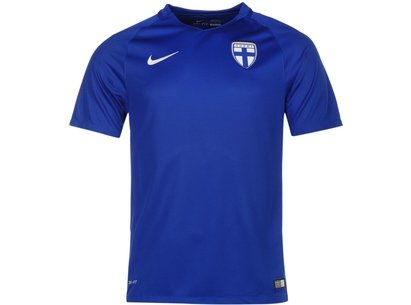 Nike Finland Away Shirt 2016 Mens