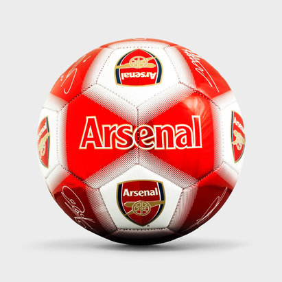 Arsenal Signature Football
