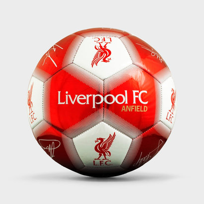 Liverpool Signature Football