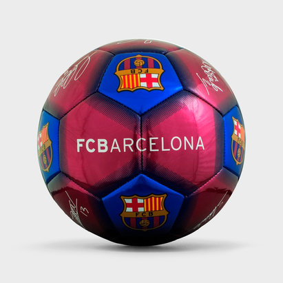 Barcelona Signature Football