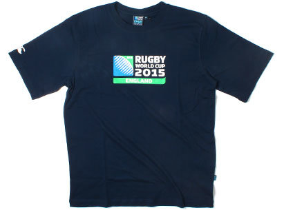 RWC 2015 Logo T-Shirt