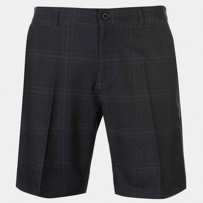 Slazenger Chequered Shorts Mens